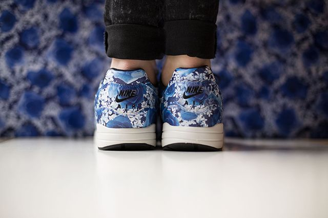 Nike Air Max 1 Flower City Collection 12