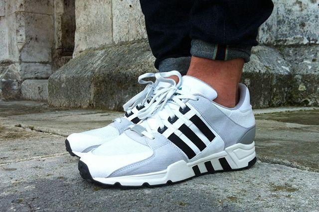 Adidas Eqt Support 93 White