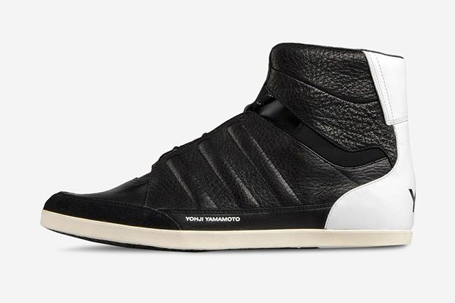 Adidas Y3 Honja High Black