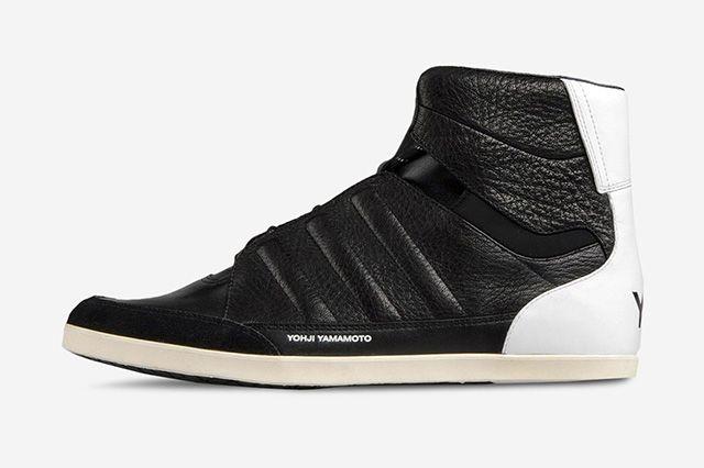 Adidas Y3 Honja High Black