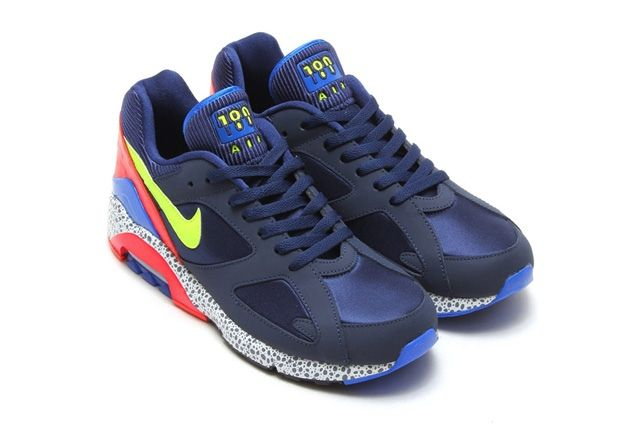 Nike Air Max 180 Midnight Navy 2