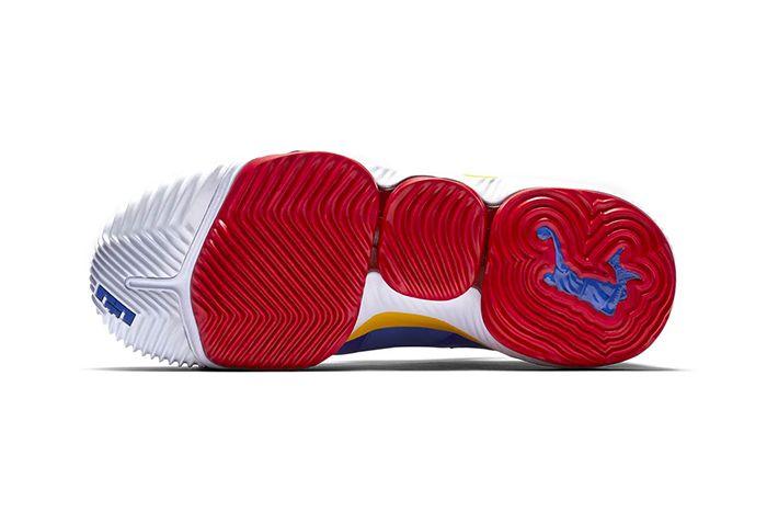 Nike Lebron 16 Sb Blue Cd2451 400 7