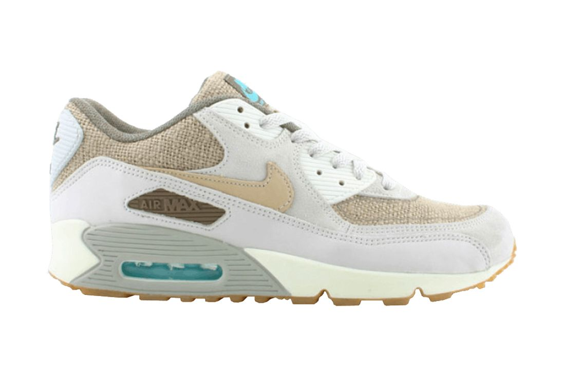 Nike Air Max 90 Crepe 308855 221 Lateral