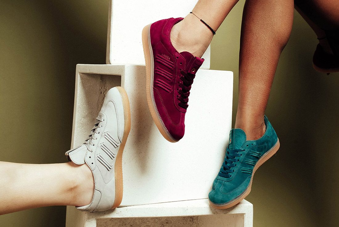 Adidas Consortium Womens Samba Deep Hue Pack 1