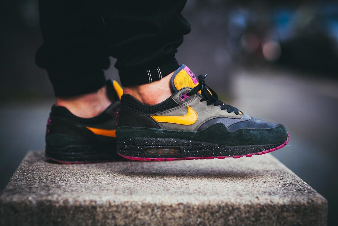 The All Time Greatest Nike Air Max 1S Part One Huarache Pack