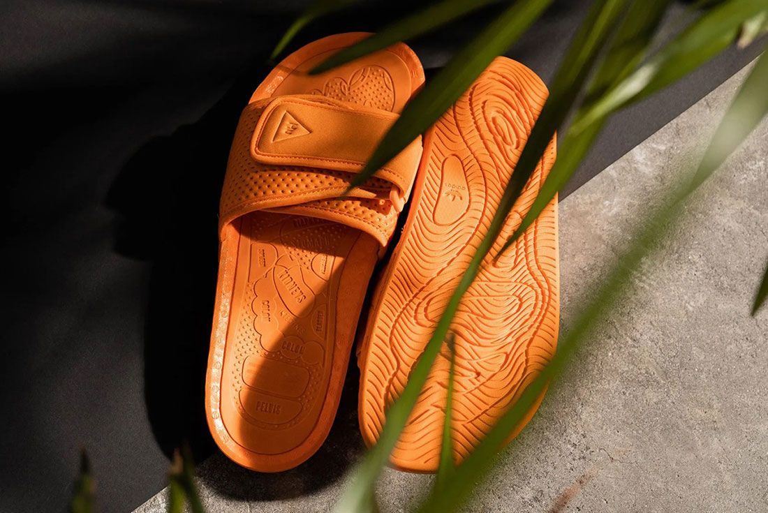 Pharrell Williams x adidas BOOST Slide FV7261