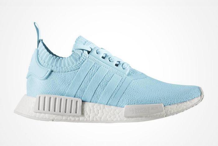 Adidas Nmd R1 Ice Blue 1