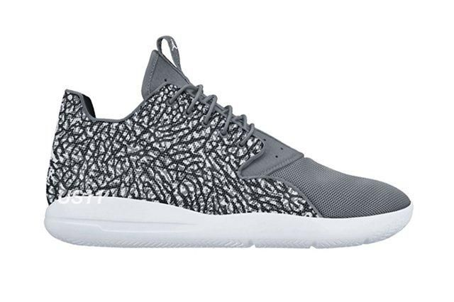 Jordan Eclipse Cement Thumb