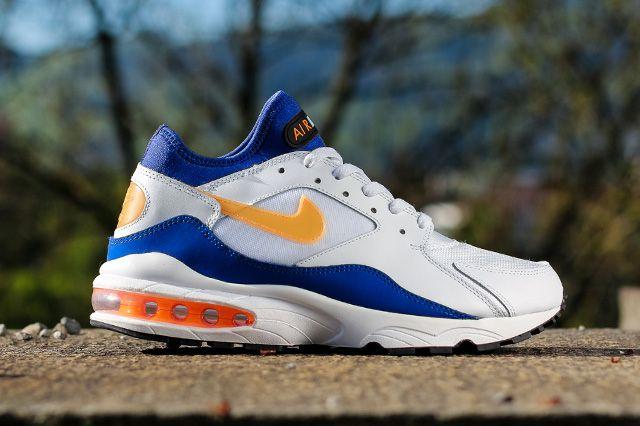 Nike Air Max 93 Bright Citrus 4