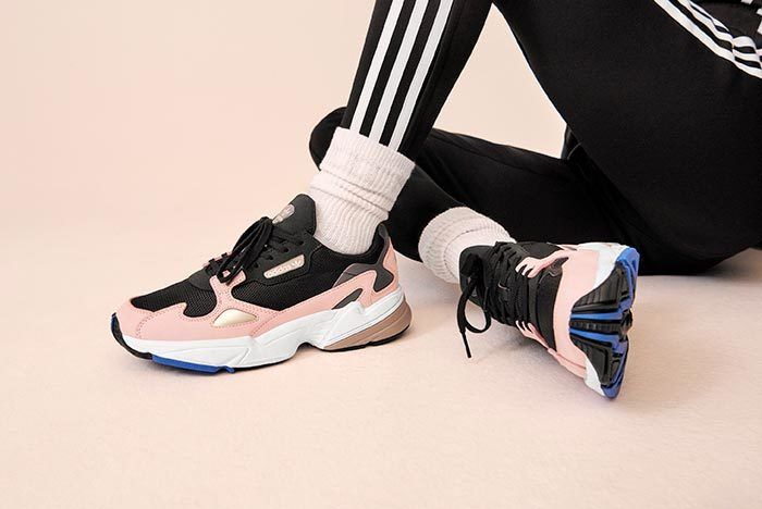 K Ylie Jenner X Adidas Falcon Release Date 17