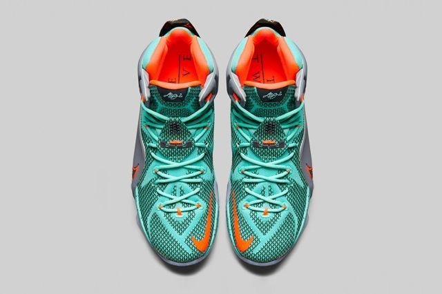 Nike Lebron James 12 Official Unveiling 8