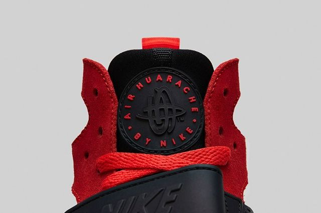 Nike Air Trainer Huarache Challenge Red Bumperoo 4