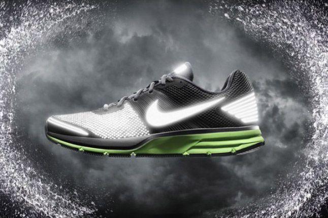 Nike Pegasus 29 Shield 2012 Black Green 1