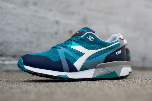 Diadora N9000 Mm Sea Green 2