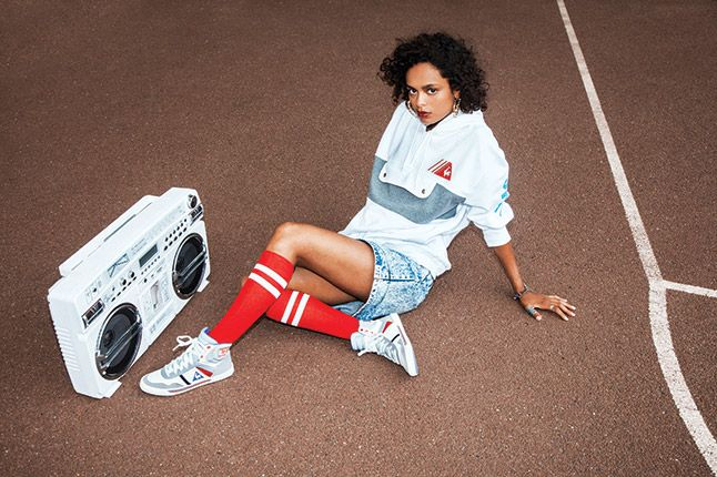 Le Coq Sportif Game On Apparel Pack11