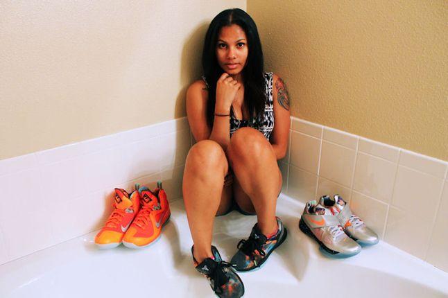 Ericka Female Air Jordan Collector 13 1