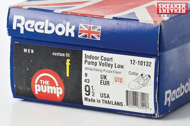 Reebok Pump Volley Low 1