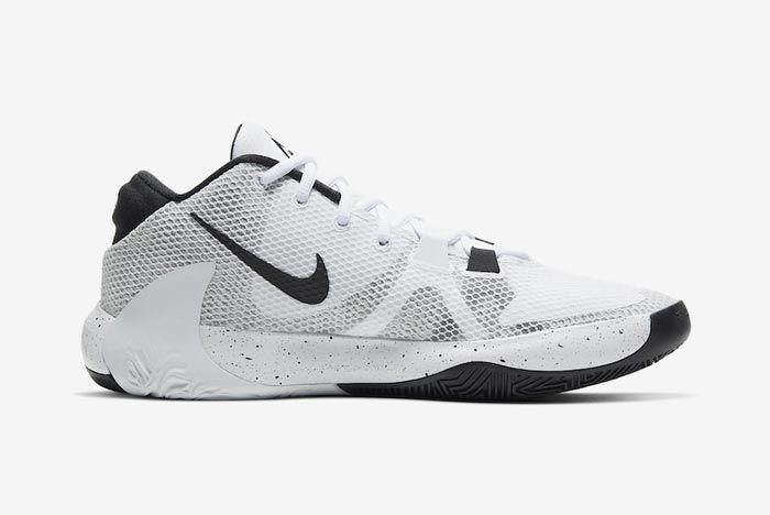 Nike Zoom Freak 1 Oreo Medial