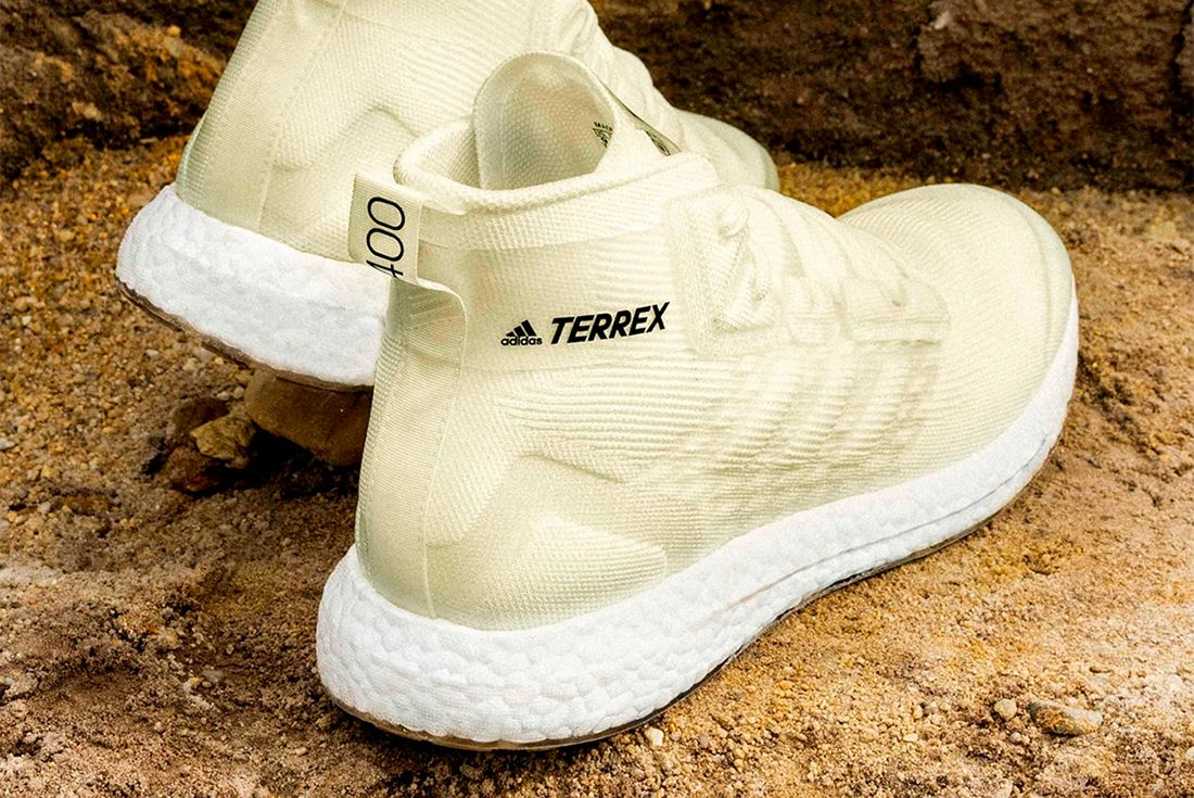 adidas TERREX Free Hiker Made To Be Remade