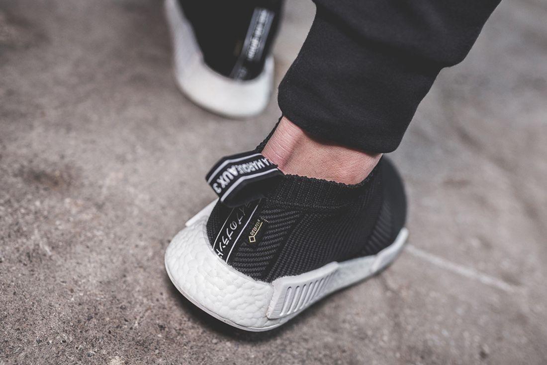 Adidas Nmd City Sock Gore Tex 13