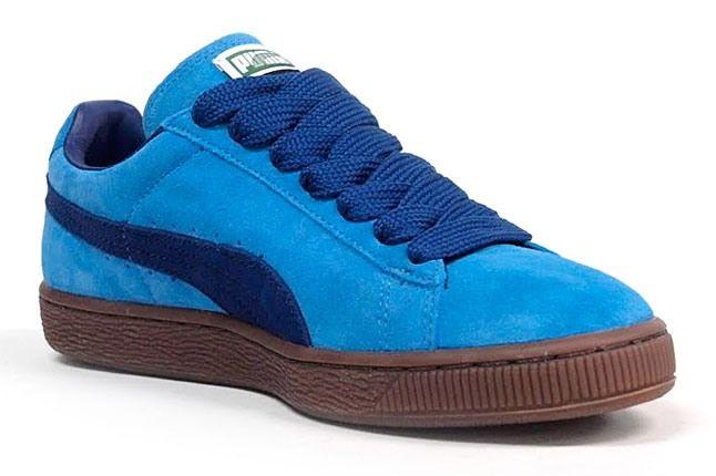 Puma Suede Blue 1