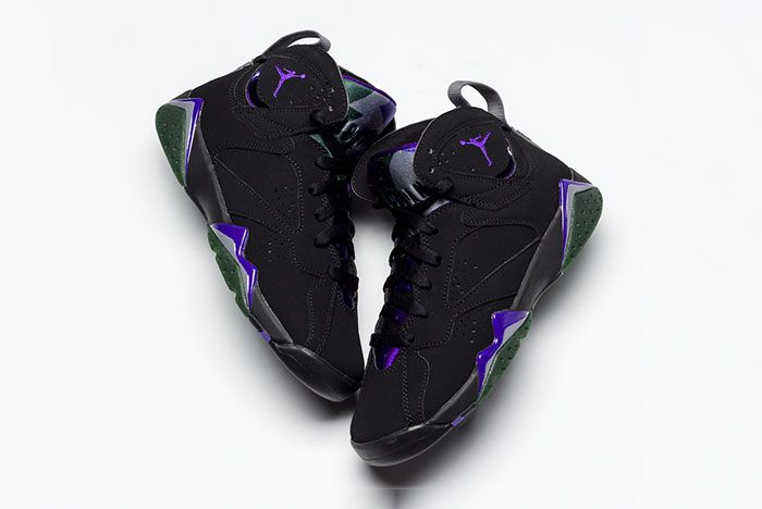 Air Jordan 7 Ray Allen Bucks Leaked 5