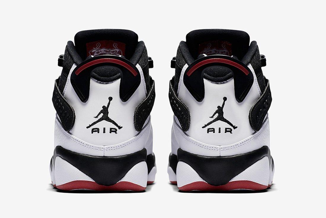 The Jordan Six Rings Returns For 20176