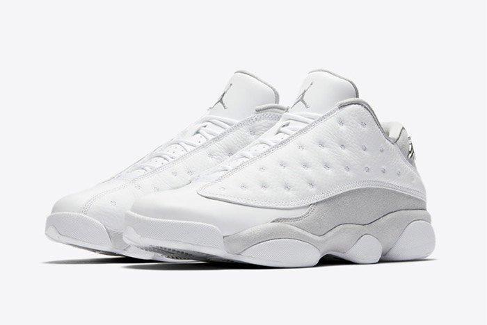 Air Jordan 13 Low (Pure Money