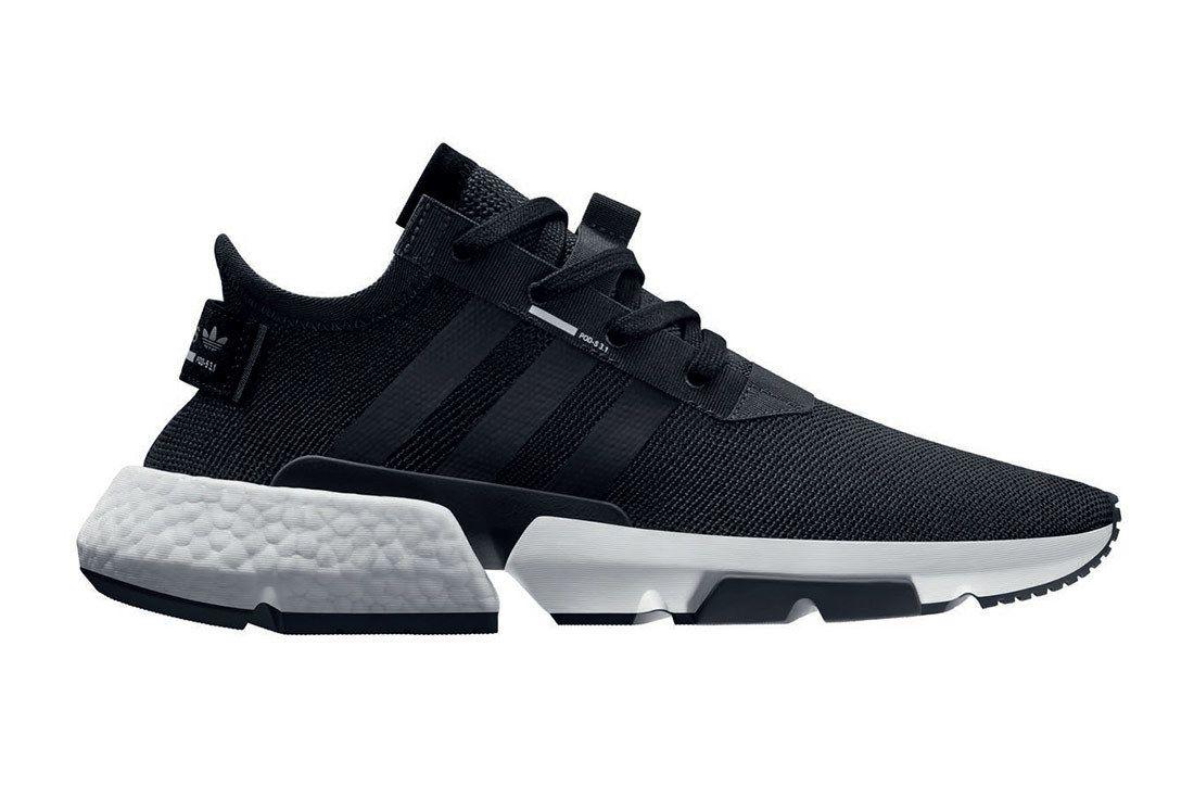 Adidas Pod System Black 3