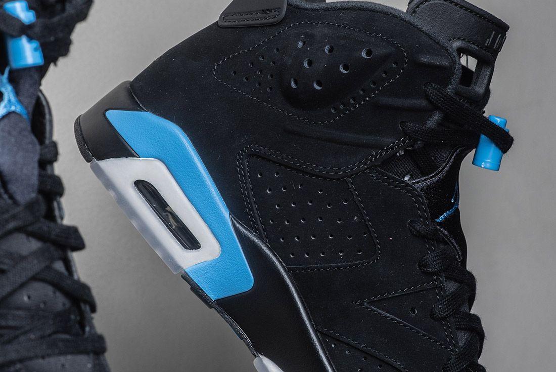 Air Jordan 6 Unc Up Close Sneaker Freaker 6