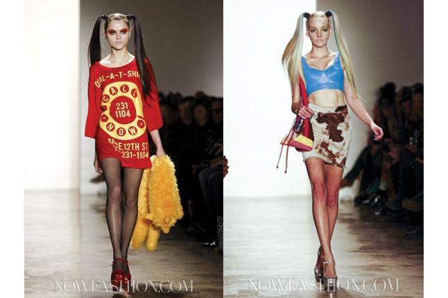 Jeremy Scott Ny Fashion Week 5 1