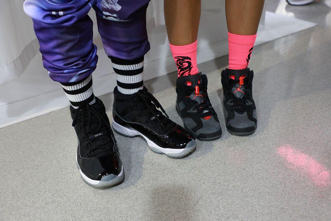 Atmos Con Tokyo 2019 Koji Sneaker Freaker On Foot Shot1