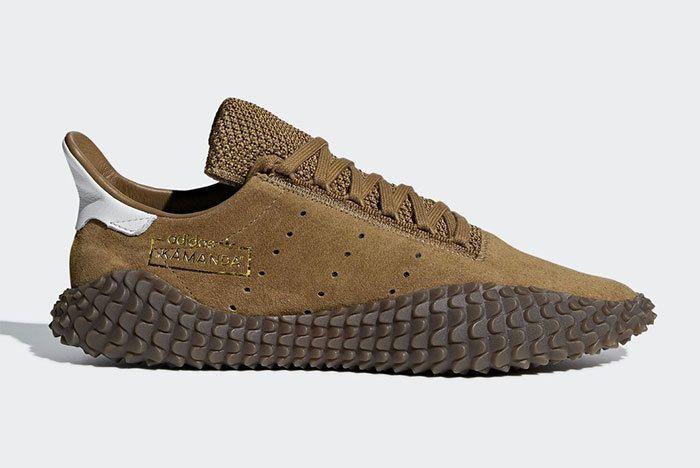 Adidas Kamanda Brown Town 7