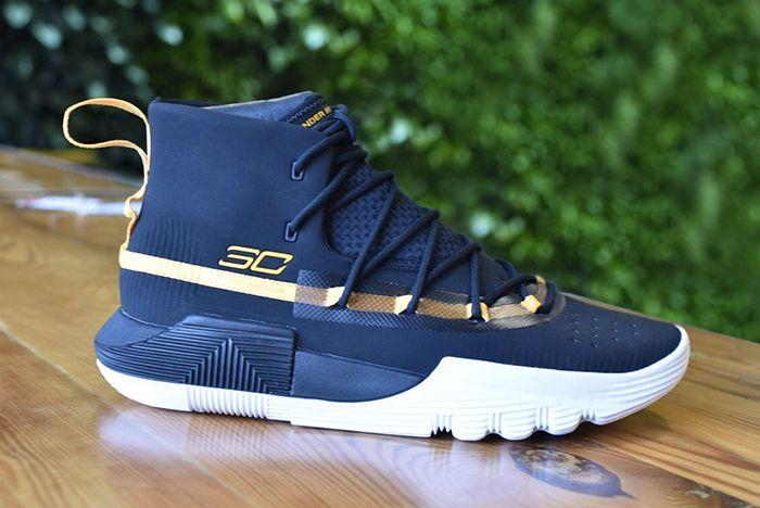 Ua Curry 3Zero Ii Sneaker Freaker