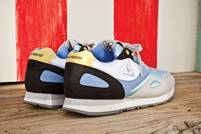 Summer Bay Sneaker Freaker Heel 1