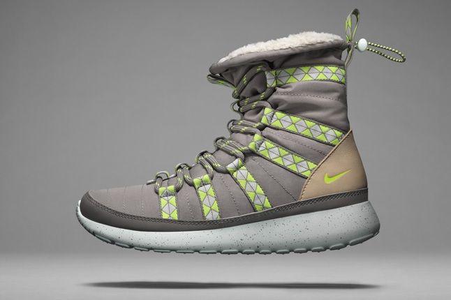 Nike Snearboots 2013 Roshe Run Hi 2