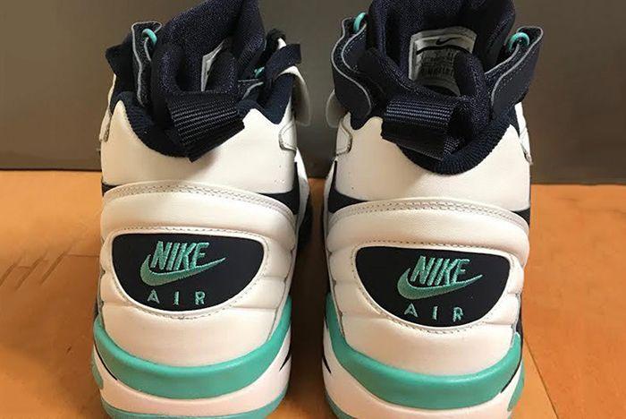 Nike Air Maestro Ii Ltd Jade Blue Ah8511 100 4 Sneaker Freaker