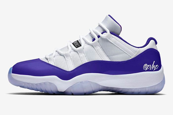 Air Jordan 11 Low Wmns Left