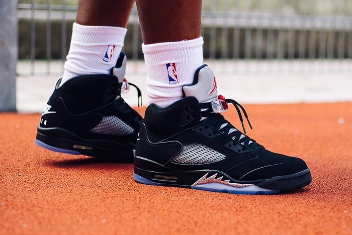 July 15 2016 Air Jordan 5 Retro Blackmetallic 2016Feature