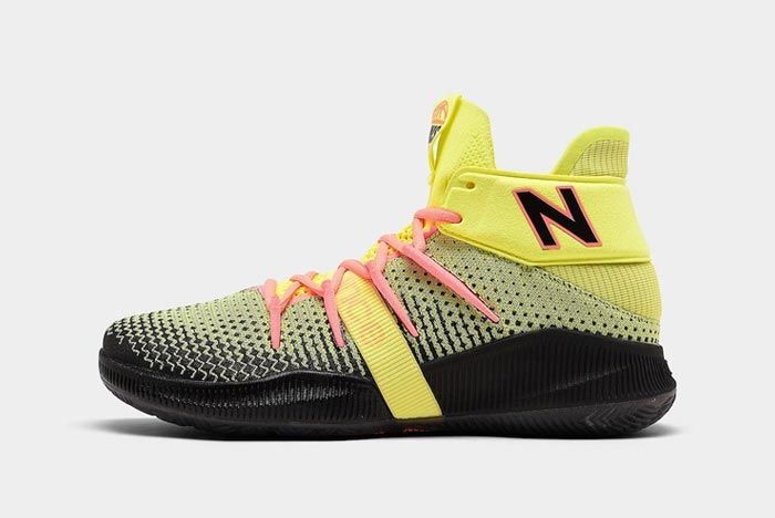 New Balance Omn1S Sunrise Pack Lateral