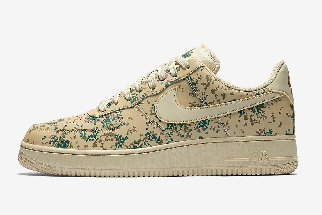 Nike Air Force 1 Country Camo Sneaker Freaker 3