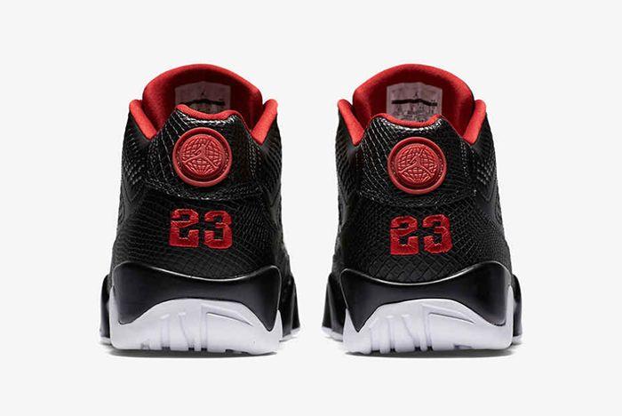 Air Jordan 9 Low Bred5
