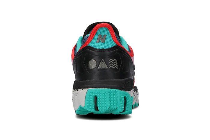 New Balance Ml801Fr Heel