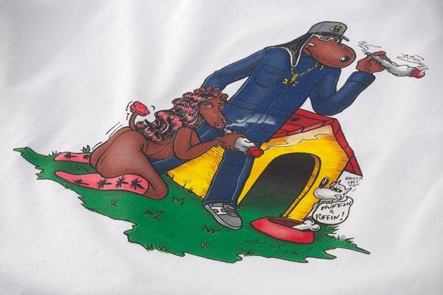 Huf Snoop Doggpound Logo Detail 1