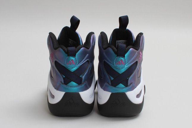 Adidas Crazy8 Blackviviedpinkwh Heel Profile 1
