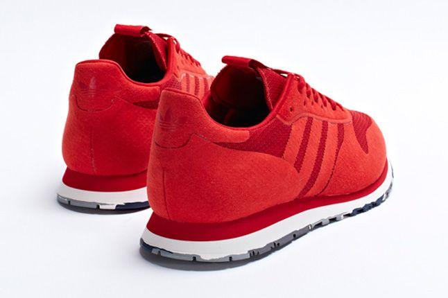 Adidas Consortium Cntr Red Heels 1