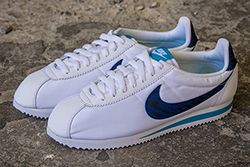 Nike Cortez Midnight Navy Obsidian Thumb