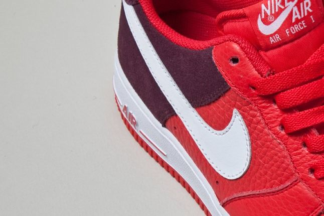 Nike Air Force Red 03 1
