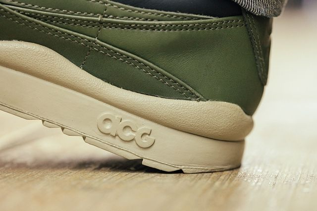 Nike Air Wildwood Acg Deep Green Bumper 1