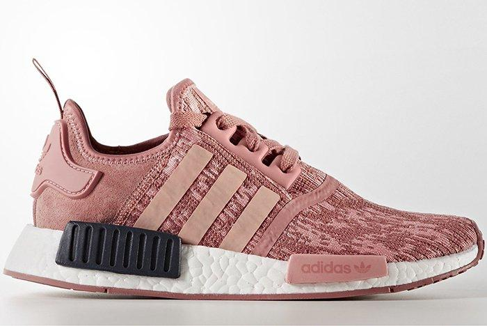 Adidas Nmd R1 Raw Pink By9648 Wmns 2